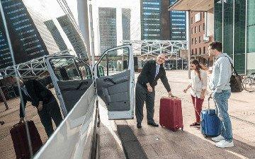 Transferts et Navettes Aéroports